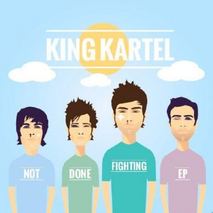 King Kartel Artwork