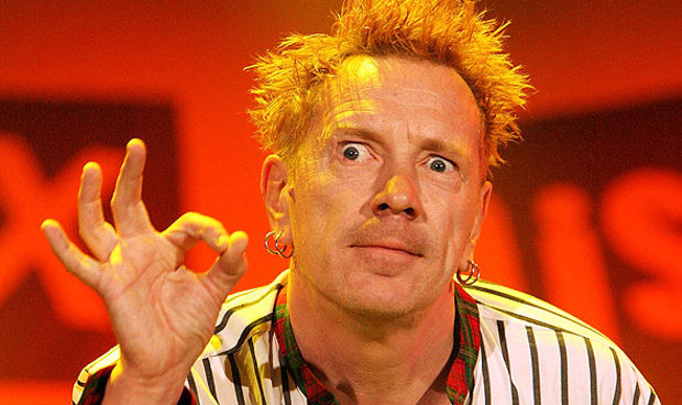 music features john lydon rotten past