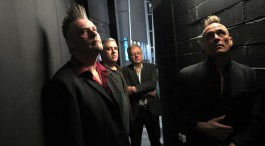 LIVE: THE MEMBRANES - 15/05/2015