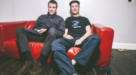 LIVE: SLEAFORD MODS - 15/05/2015