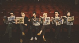 LIVE: BELLE AND SEBASTIAN - 14/05/2015