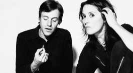 DRINKS (CATE LE BON & TIM PRESLEY) TO RELEASE NEW ALBUM 'HERMITS ON HOLIDAY'