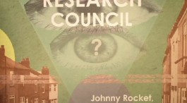 Album Review: Eccentronic Research Council - Jonny Rocket, Narcissist & Music Machine (I'm Your Biggest Fan)