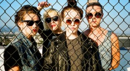 PINS SHARE NEW ALBUM RELEASE DATE AND NEW SONG 'MOLLY'