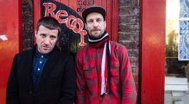 SLEAFORD MODS RELEASE VIDEO FOR  'TARANTULA DEADLY CARGO'