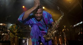 LIVE: FEMI KUTI AND POSITIVE FORCE - 16/17/2015