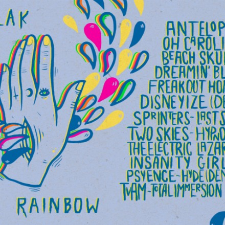 Blak Rainbow
