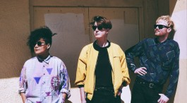 SHOPPING SHARE NEW VIDEO FOR 'STRAIGHT LINES'