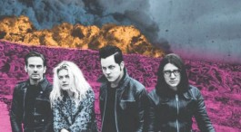 ALBUM REVIEW: THE DEAD WEATHER - DODGE AND BURN
