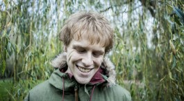 KIRAN LEONARD UNVEILS FILM FOR 'PINK FRUIT'