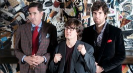 LIVE: THE MOUNTAIN GOATS - 15/11/2015