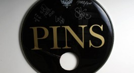 PINS TO AUCTION OFF UNIQUE ITEMS & FAN EXPERIENCES
