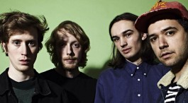 SPRING KING ANNOUNCE DEBUT ALBUM - TELL ME IF YOU LIKE TO