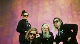 LIVE: CHASTITY BELT - 12/05/2016