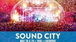 LIVE: LIVERPOOL SOUND CITY - 28-29/05/2016