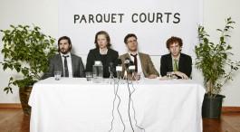 LIVE: PARQUET COURTS - 18/06/2016