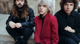 LIVE: SUNFLOWER BEAN - 10/09/2016